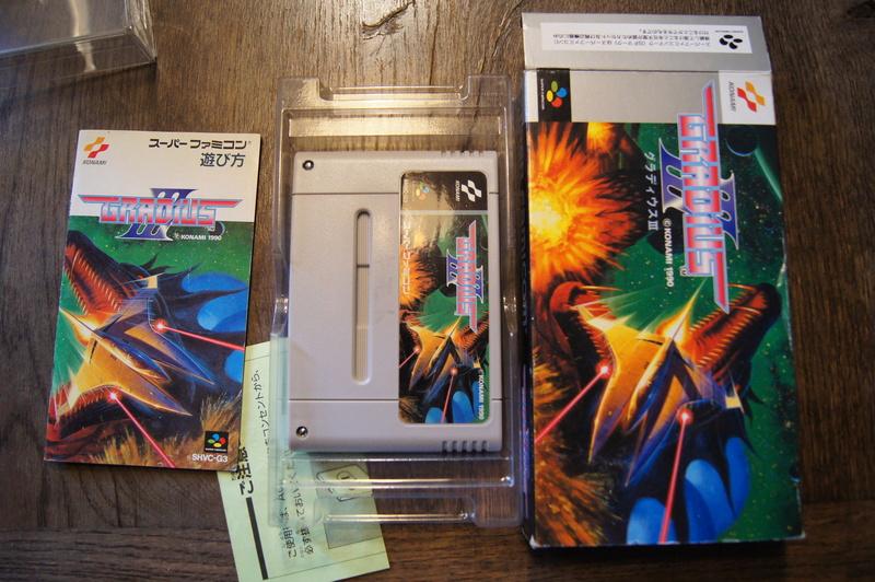 [ESTIM] Super Famicom console et jeux Dsc09519
