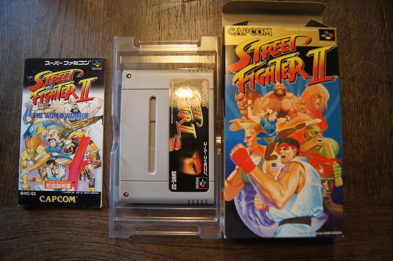 [ESTIM] Super Famicom console et jeux Dsc09521