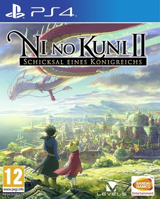 Ni No Kuni Prince's Edition et King's Edition 913cqg11