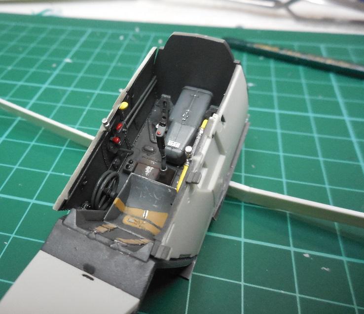 Bf 109 G-6 et G-10 Revell 1/32ème Dscn3014