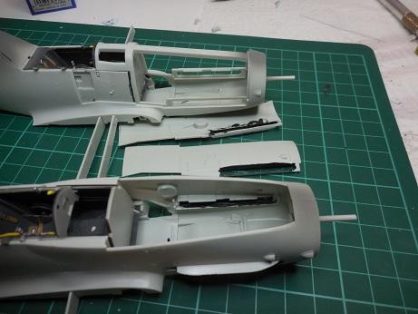 Bf 109 G-6 et G-10 Revell 1/32ème Dscn3047