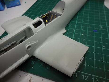 Bf 109 G-6 et G-10 Revell 1/32ème Dscn3060