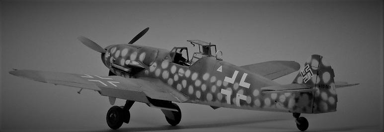 Revell 1/32 Bf 109 G-6 Wunsdorf Dscn3416