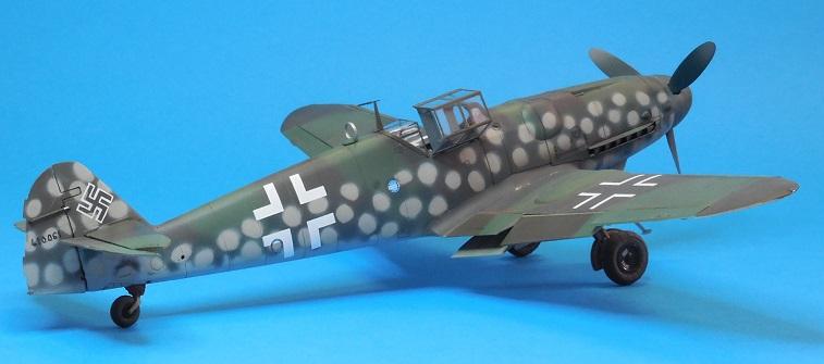 Revell 1/32 Bf 109 G-6 Wunsdorf Dscn3417