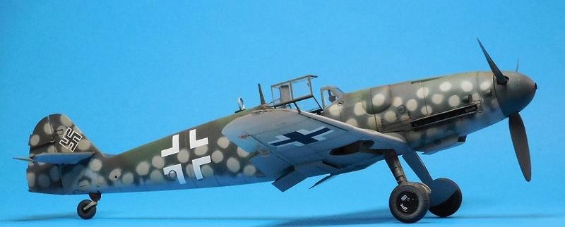 Revell 1/32 Bf 109 G-6 Wunsdorf Dscn3419
