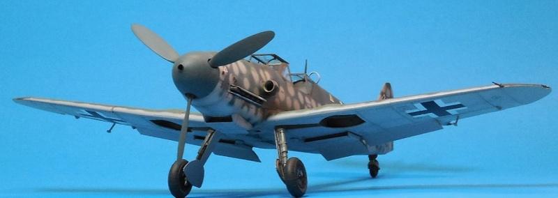 Revell 1/32 Bf 109 G-6 Wunsdorf Dscn3420