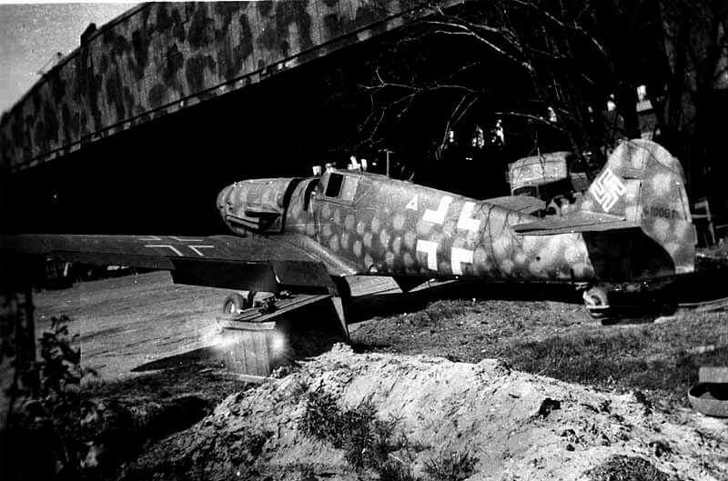 Revell 1/32 Bf 109 G-6 Wunsdorf G-6_wu10