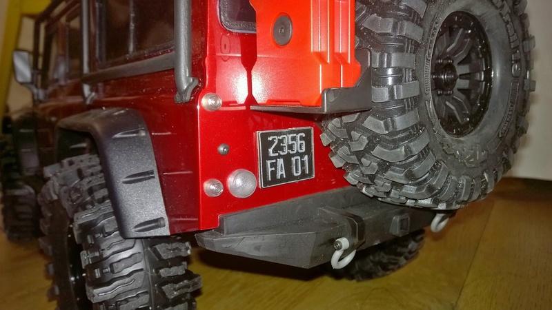 Les Toyota Hilux 2 & 4 portes RC4WD Trail Finder 2 RTR de Trankilou &Trankilette - Page 4 Wp_20120