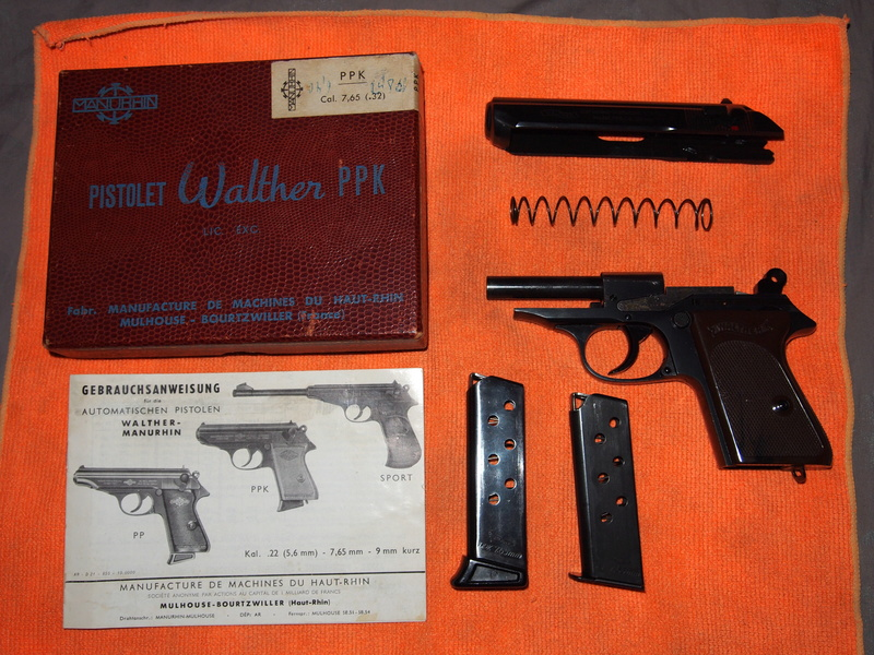 Walther PPK P1010410