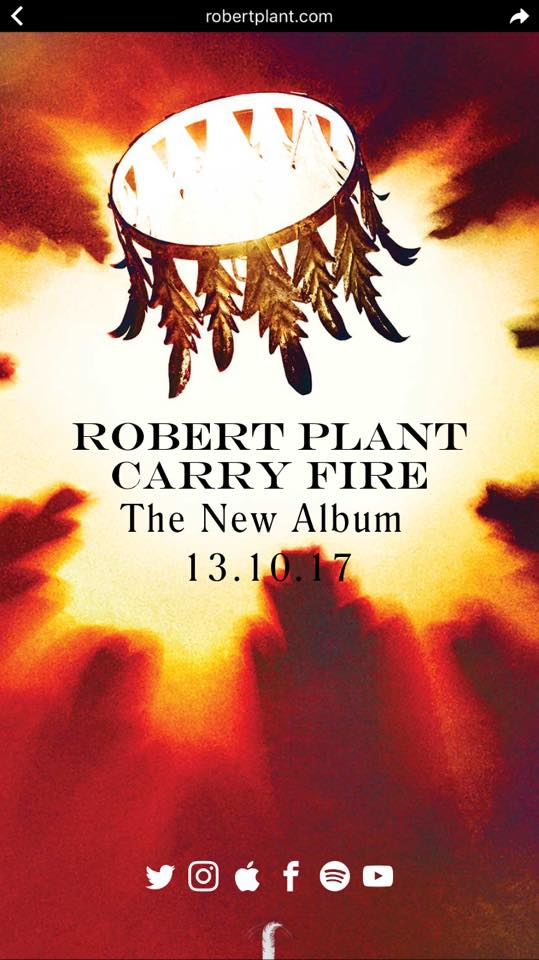 ROBERT PLANT - Page 20 20840910