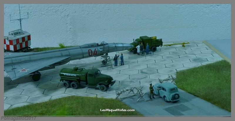 Lavochkin LA  250 Anaconda. Le diorama - Page 9 007_8021
