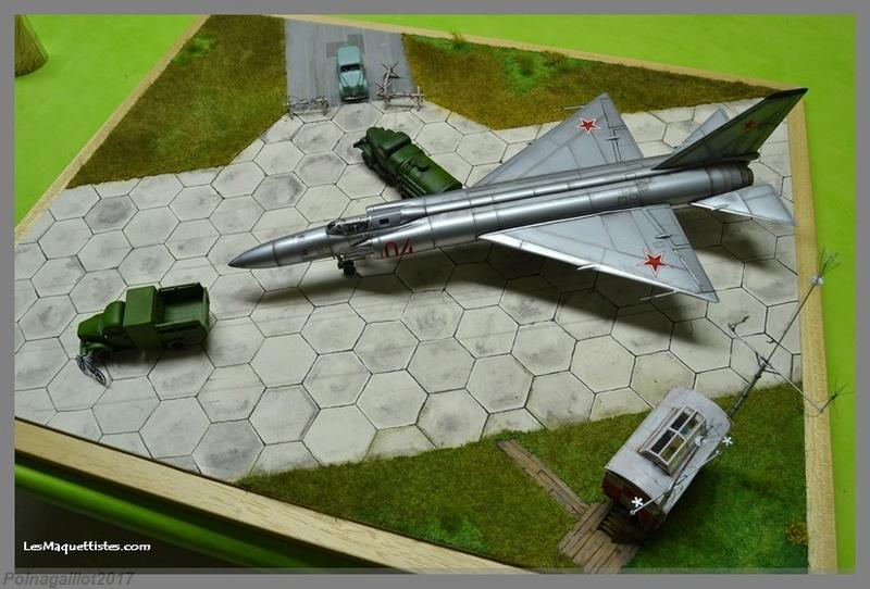 Lavochkin LA  250 Anaconda. Le diorama - Page 8 016_8015