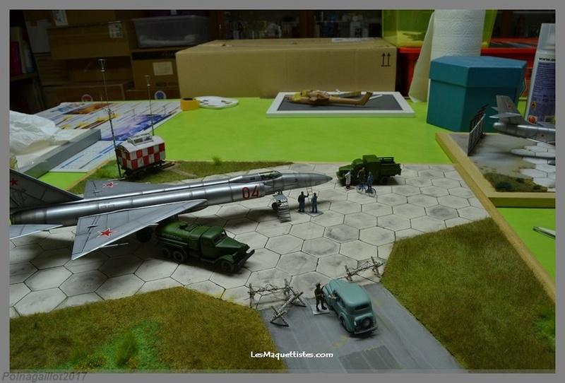 Lavochkin LA  250 Anaconda. Le diorama - Page 9 018_8013