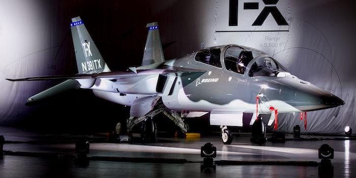 US Air Force : Le TX en entrainement Boeing10