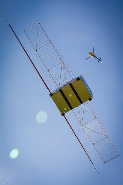 L'hélicoptère au service de la recherche spatiale - Juice210
