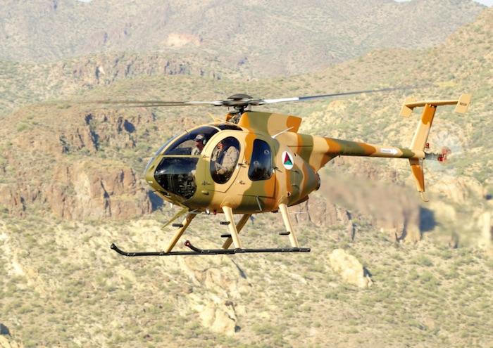Afghanistan : Un contrat de vente d'hélicos qui nous passe sous le nez Md530f11