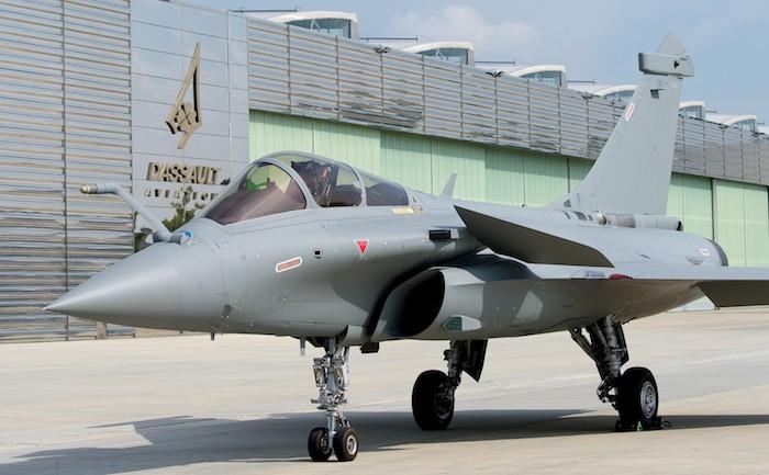Dassault Mobilise : Le Rafale Make In India. Rafale14