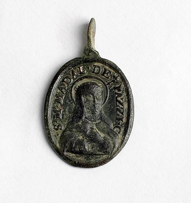 Santa María Magdalena de Pazzi / San Pedro de Alcántara, (R.M. SXVII-O448) Phot9012
