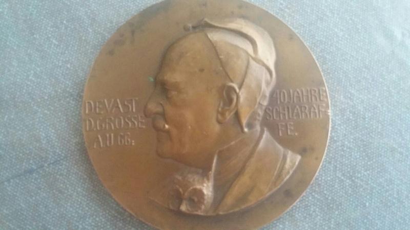 Identification medaille société occulte pour le fuhrer 20170613