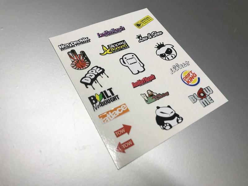 Stickers RC A70c5c10