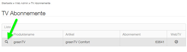 flux - IPTV : Green 2_gree10