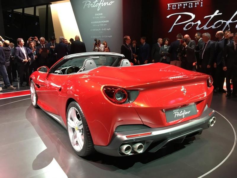 2017 - [Ferrari]  Portofino - Page 2 07253b10