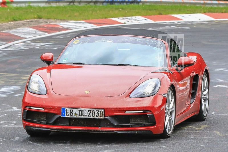 2016 - [Porsche] 718 Boxster & 718 Cayman [982] - Page 6 0fjyz210