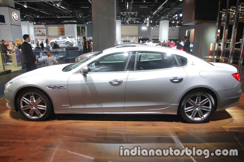 2017 - [Maserati] Quattroporte restylée 11f60010