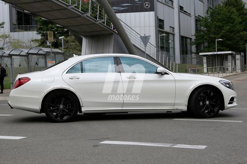 2020 - [Mercedes-Benz] Classe S 16709710