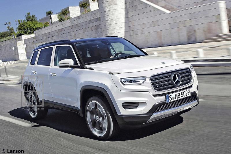 2018 - [Mercedes-Benz] GLB - Page 2 1b352f10