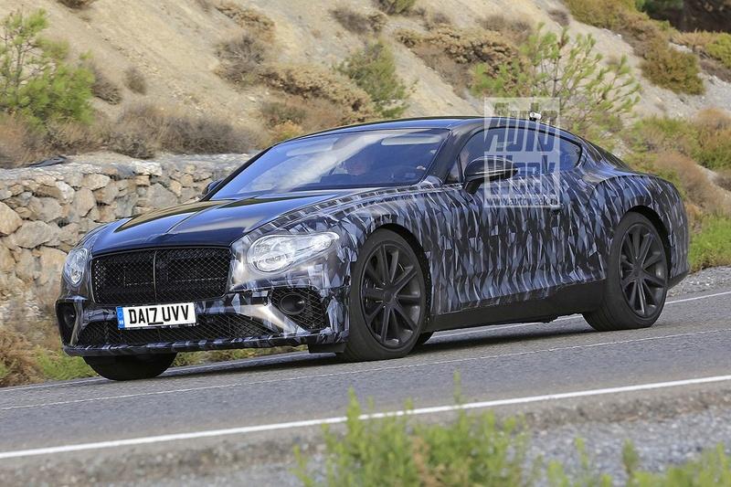 2017 - [Bentley] Continental GT - Page 3 1e4yaz10