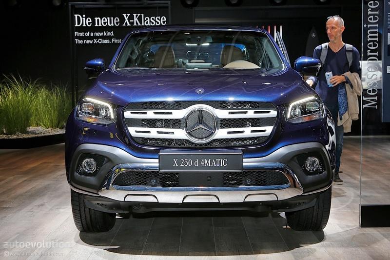2017 - [Mercedes] Classe X Pickup - Page 5 1f6b2611