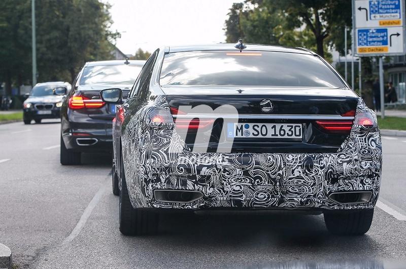 2019 - [BMW] Série 7 restylée  1fbac310