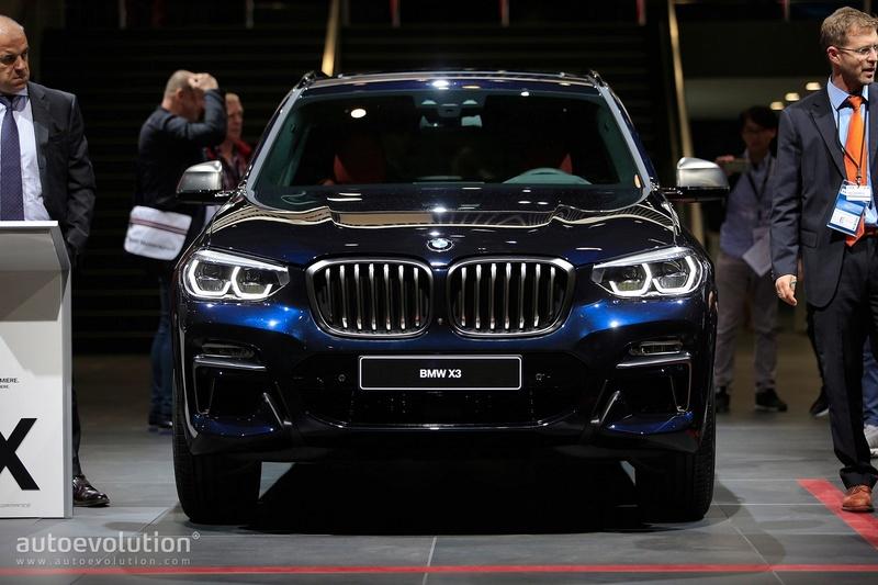2016 - [BMW] X3 [G01] - Page 10 20143e10
