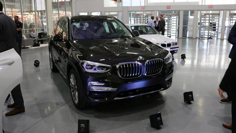 2016 - [BMW] X3 [G01] - Page 9 2018-b10