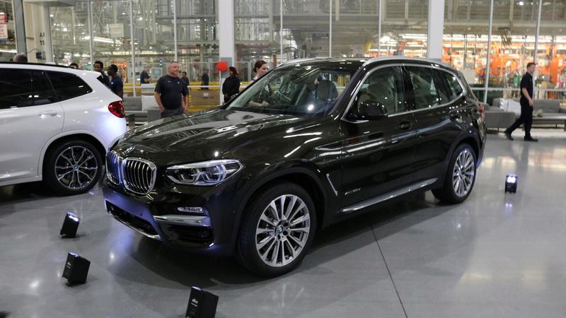 2016 - [BMW] X3 [G01] - Page 9 2018-b11