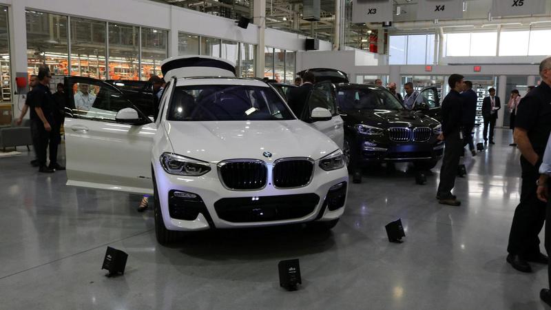 2016 - [BMW] X3 [G01] - Page 9 2018-b17