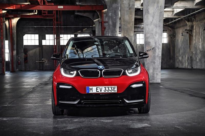 2017 - [BMW] i3 restylée - Page 2 2018-b46