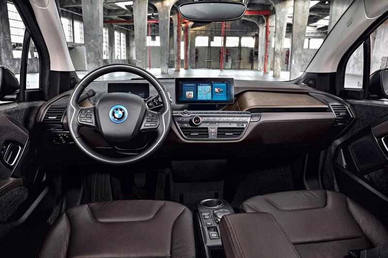 2017 - [BMW] i3 restylée - Page 2 2018-b48