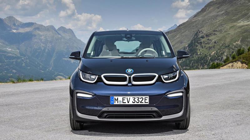 2017 - [BMW] i3 restylée - Page 2 2018-b52
