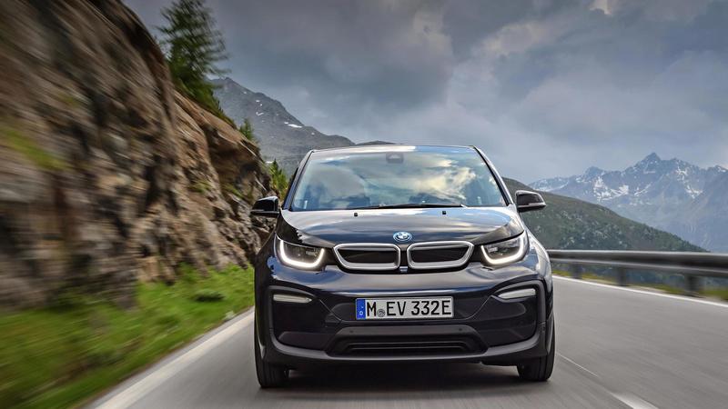 2017 - [BMW] i3 restylée - Page 2 2018-b55