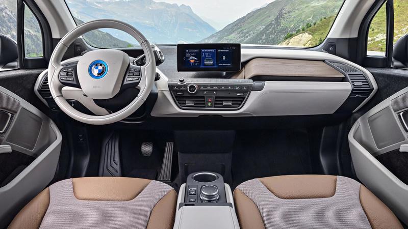 2017 - [BMW] i3 restylée - Page 2 2018-b63
