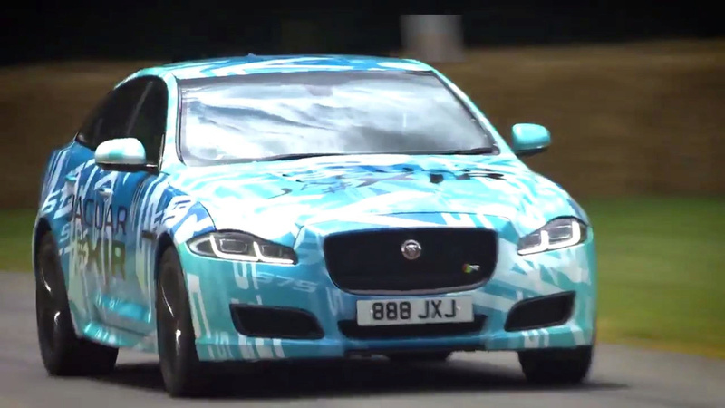 2015 - [Jaguar] XJ Restylée - Page 3 2018-j13
