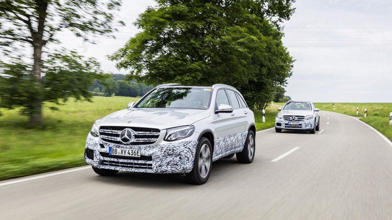 2015 - [Mercedes] GLC (GLK II) [X205] - Page 16 2018-m15
