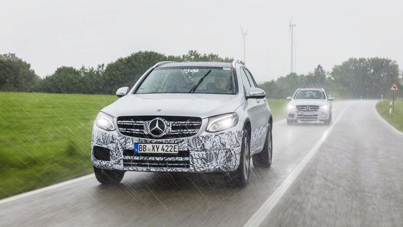 2015 - [Mercedes] GLC (GLK II) [X205] - Page 16 2018-m18