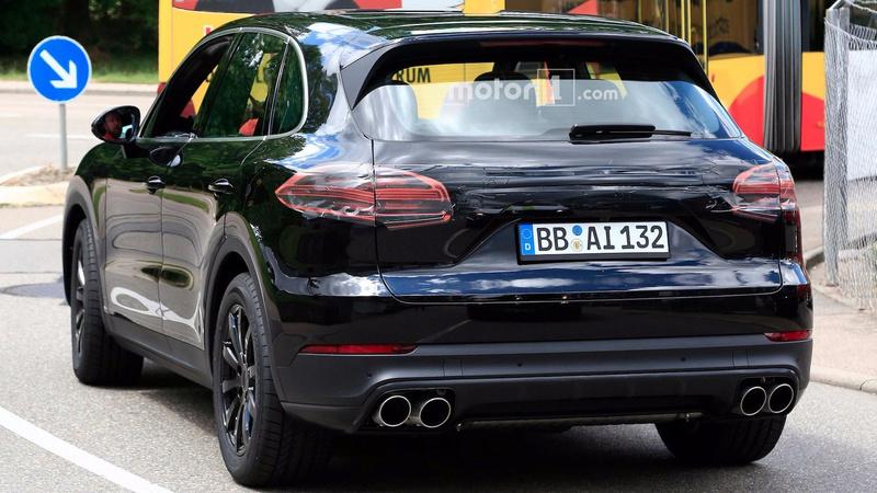 2016 - [Porsche] Cayenne III - Page 2 2018-p15