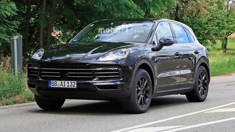 2016 - [Porsche] Cayenne III - Page 2 2018-p17