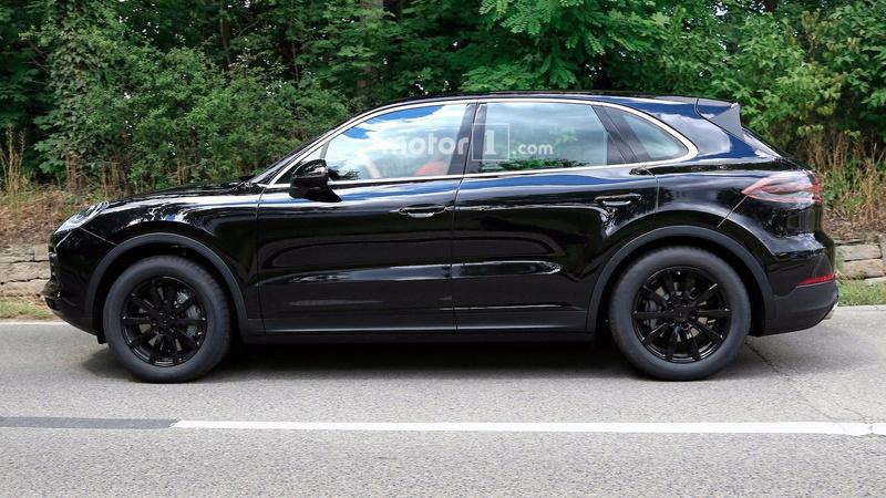 2016 - [Porsche] Cayenne III - Page 2 2018-p20