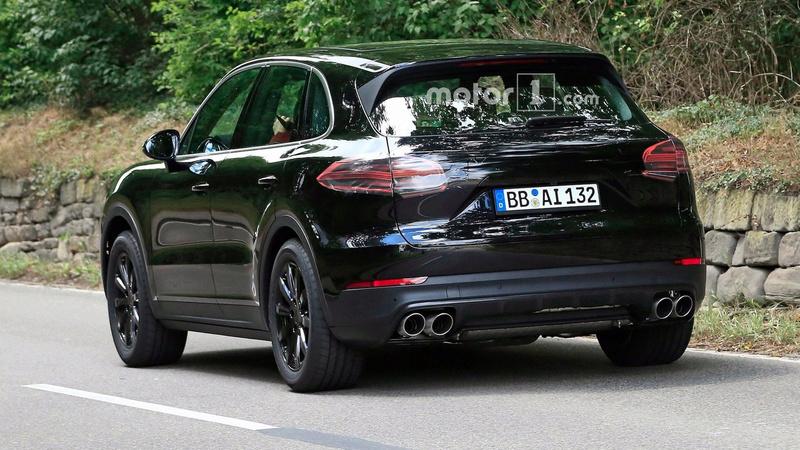 2016 - [Porsche] Cayenne III - Page 2 2018-p23