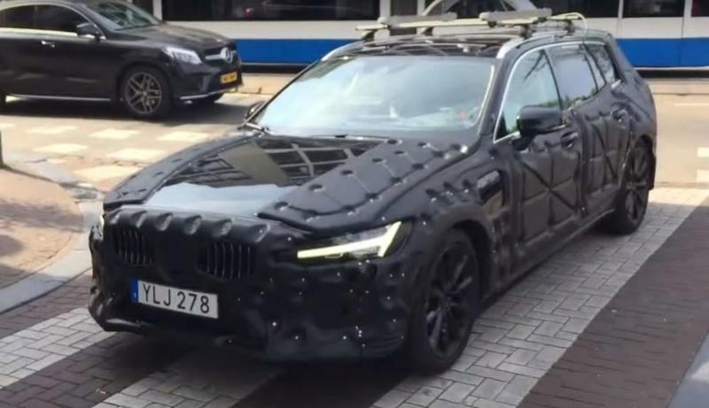 2018 - [Volvo] S60/V60 - Page 2 2018-v11